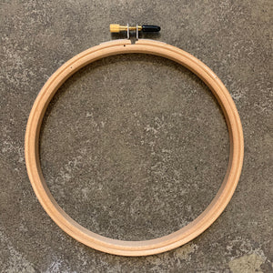 Superior Wood Embroidery Hoop