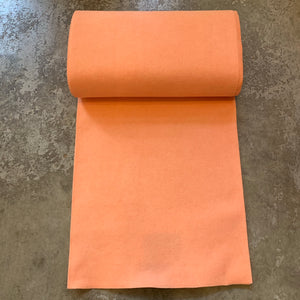 Wool Rayon Felt - Georgia Peach