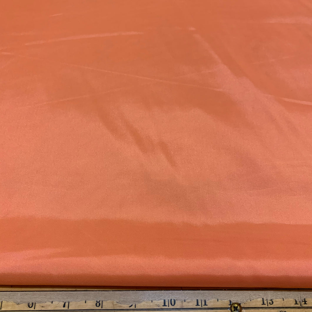 Polyester Lining Fabric - Persian Melon