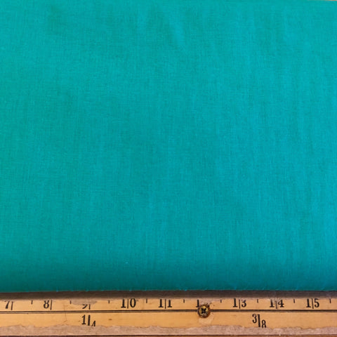 American Made Brand Solid Cotton - Light Emerald