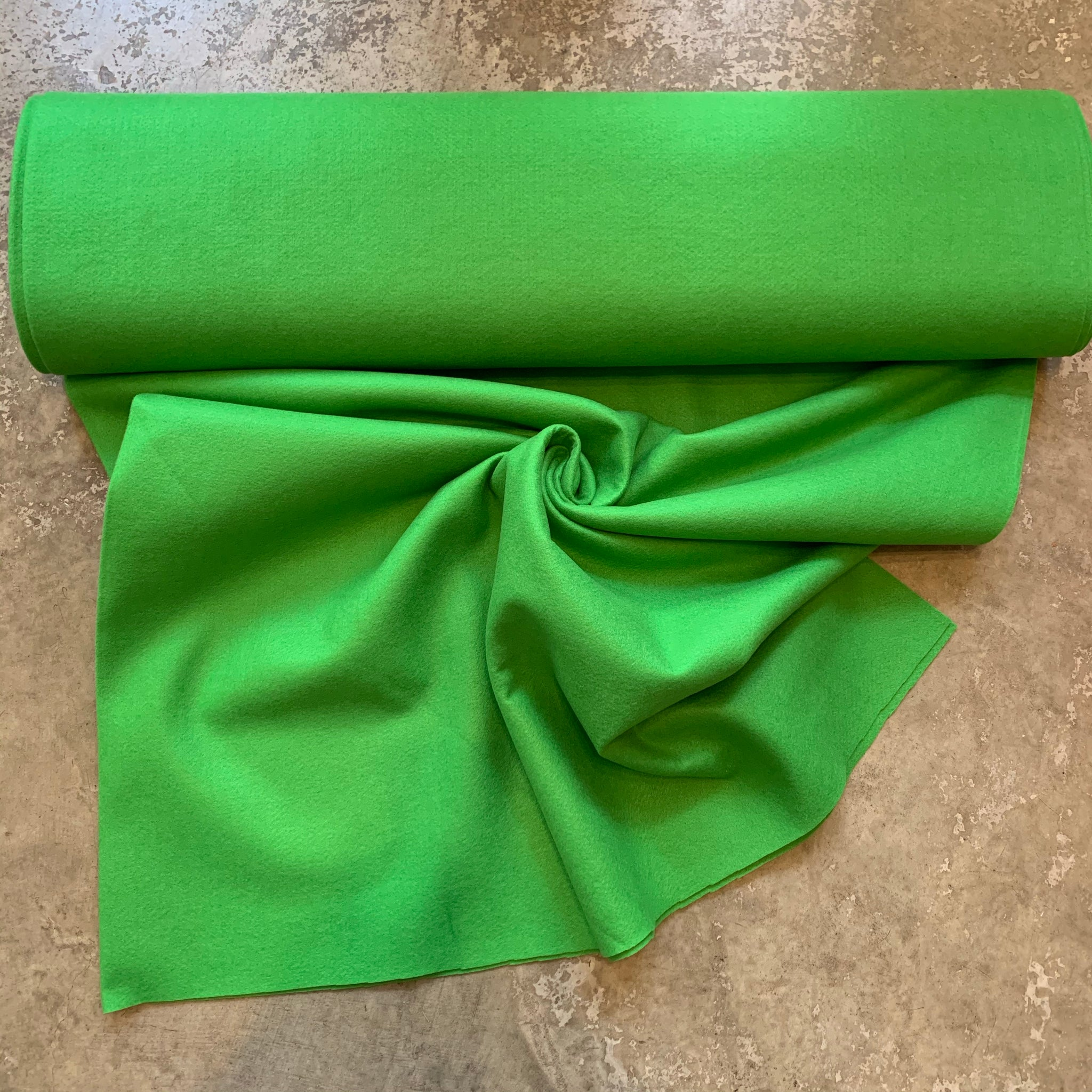 Fiesta Felt - Pirate Green