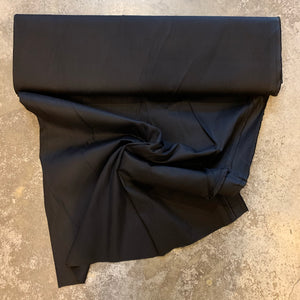 Microbrush Twill Fabric - Black