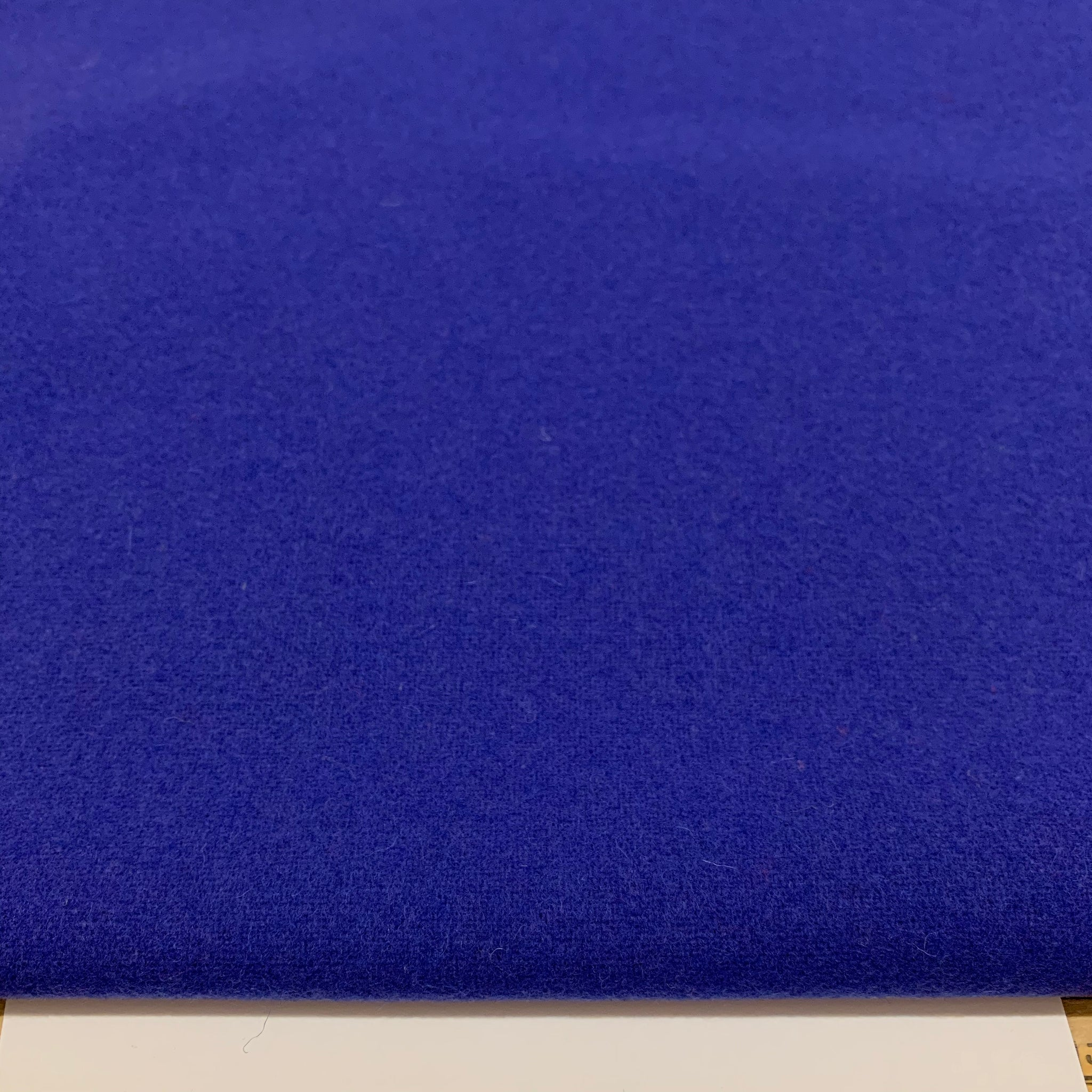 Wool Coating Blueberry