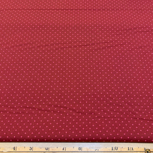 Add It Up in Wine Time Cotton Fabric for Ruby Star Society RS4005 35