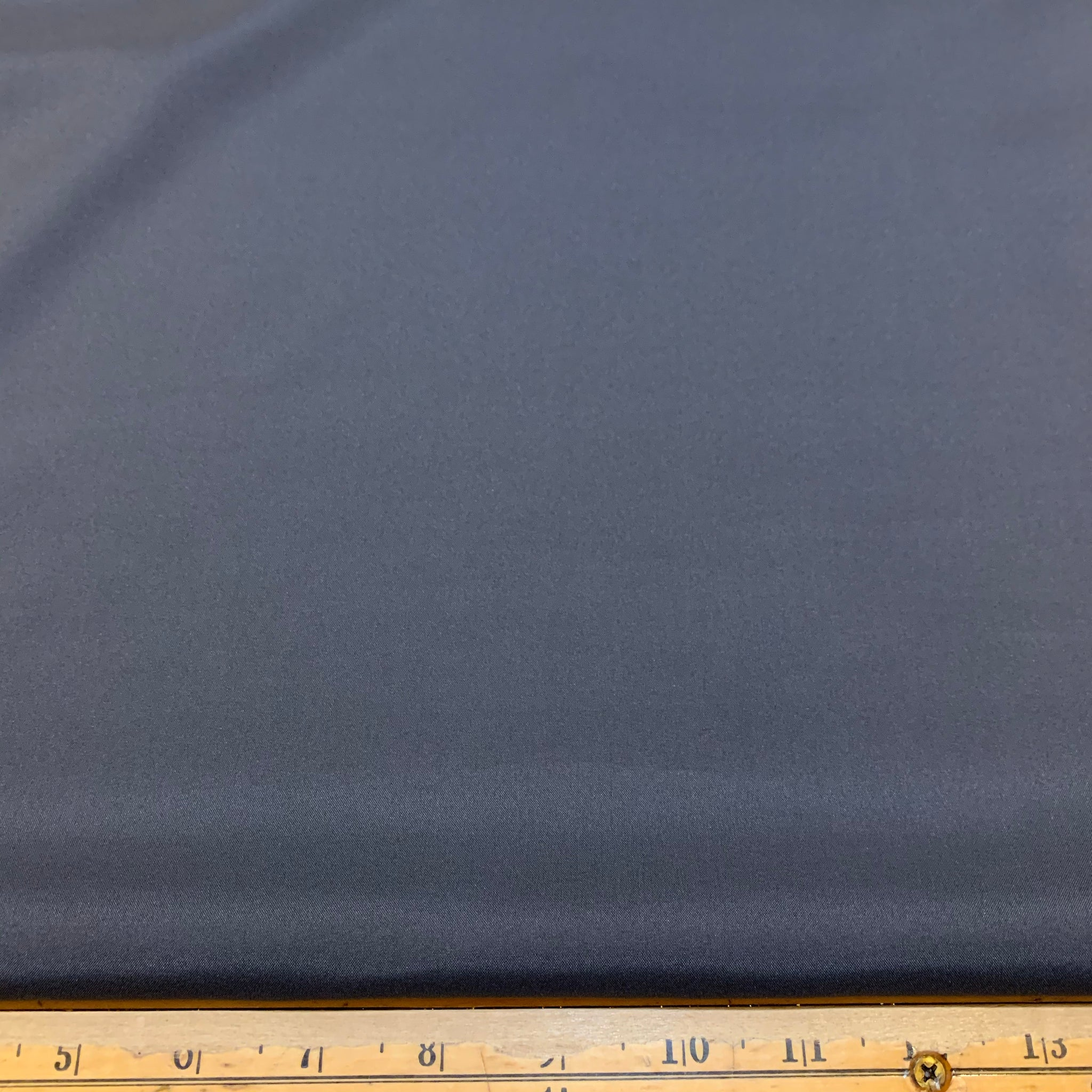 Pongee Polyester Lining - Navy
