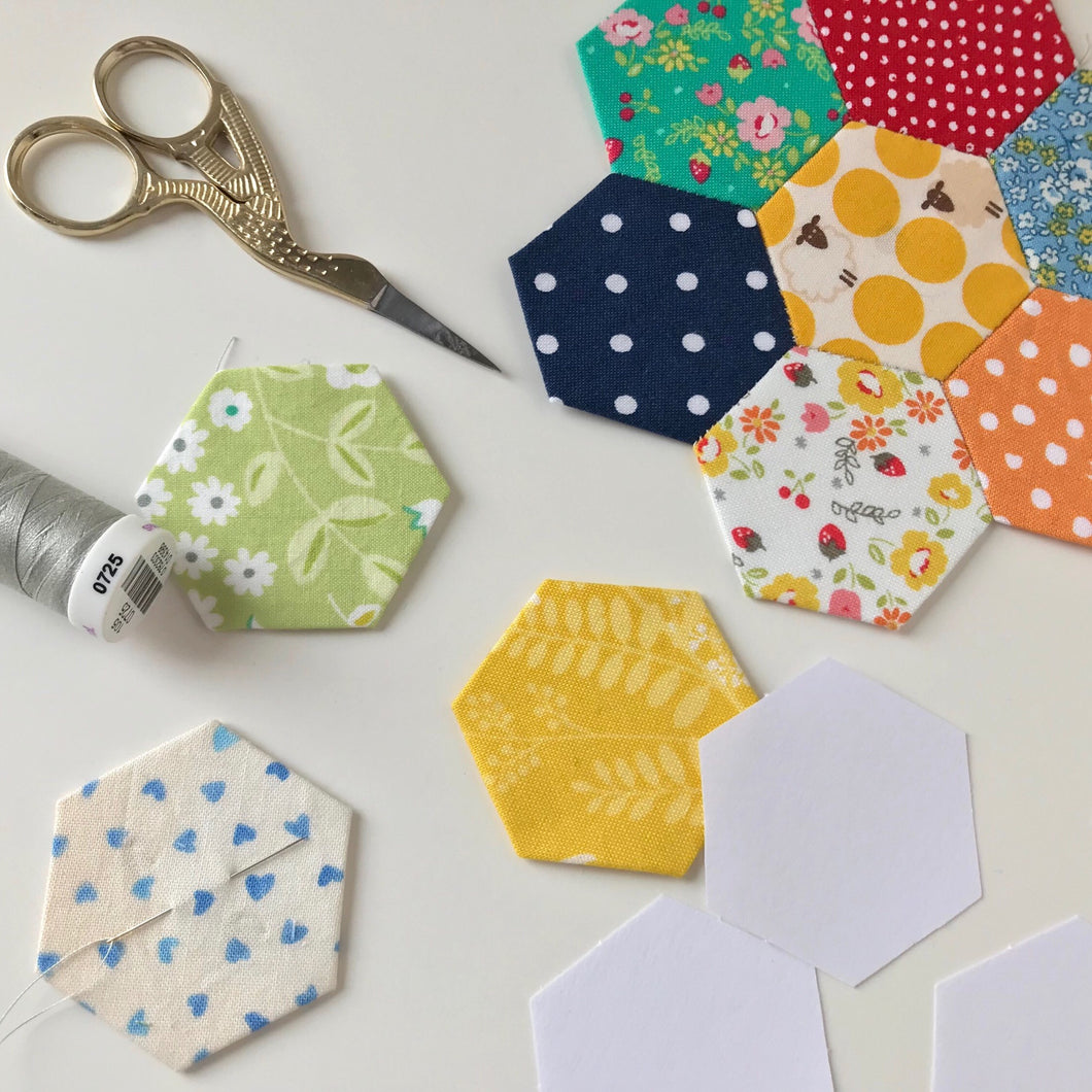 06/16 & 06/23 Hand Quilting 101