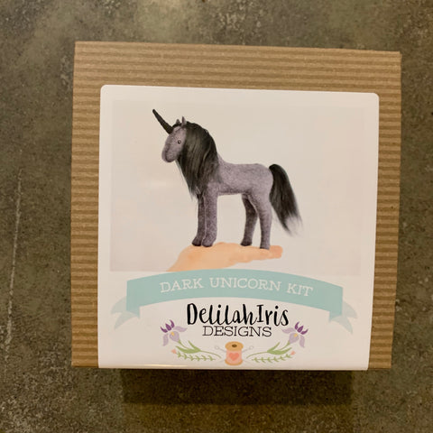 Dark Unicorn Sewing Kit