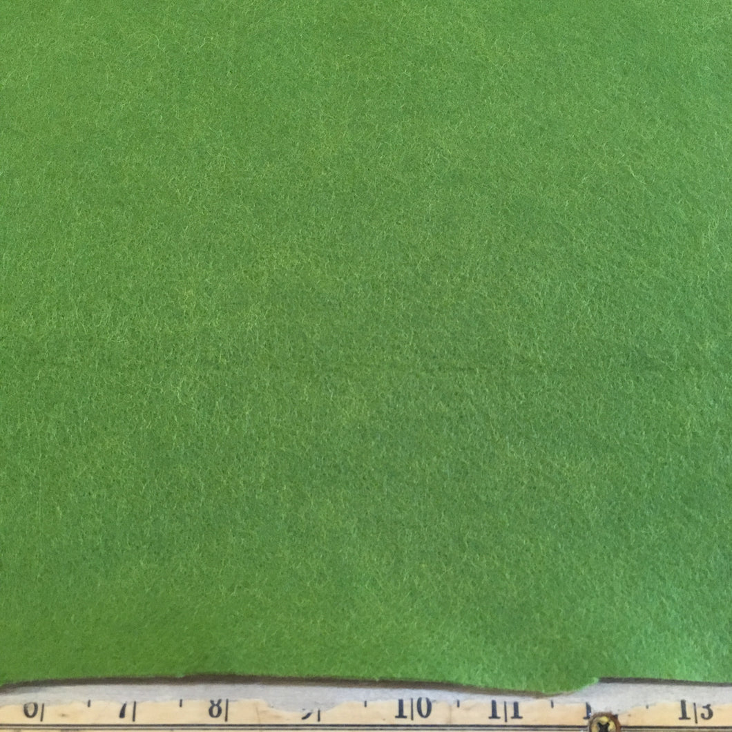 National Nonwovens Wool Rayon Felt -TOY002 Moss 0730