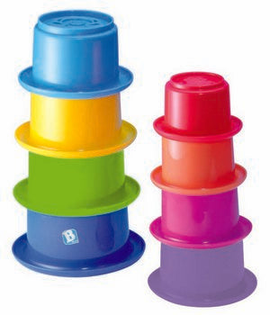 Stack N' Nest Cups