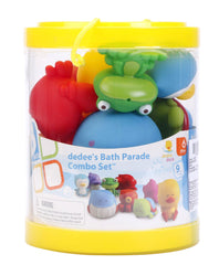 dedee Bath Parade Combo Set