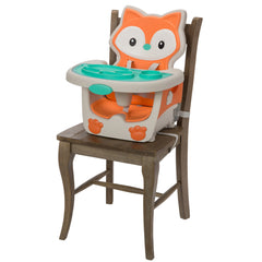 GROW-WITH-ME 4-IN-1 CONVERTIBLE HIGH CHAIR™