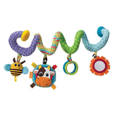 Spiral Activity Toy™ - Farm Fun