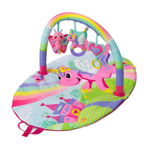 Explore & Store Activity Gym™ - Unicorn and Friends
