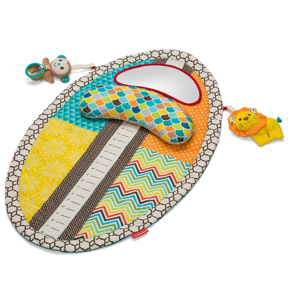 Tummy Time Play Mat™