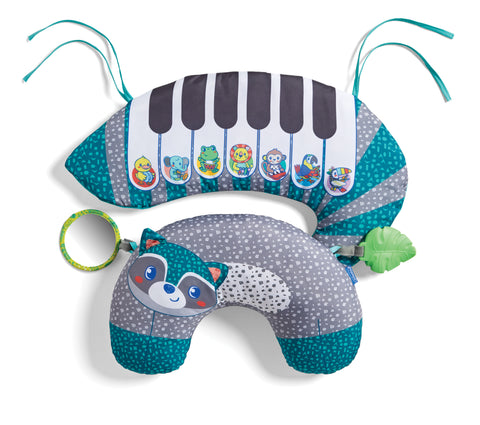 3 in 1 Tummy Time Kicking Piano Baby Gym
