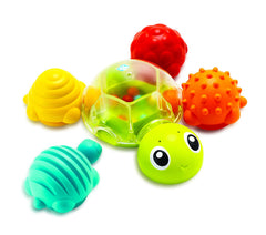 Snap & Play Bath Turtle