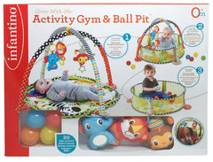 Grow-With-Me Activity Gym & Ball Pit™
