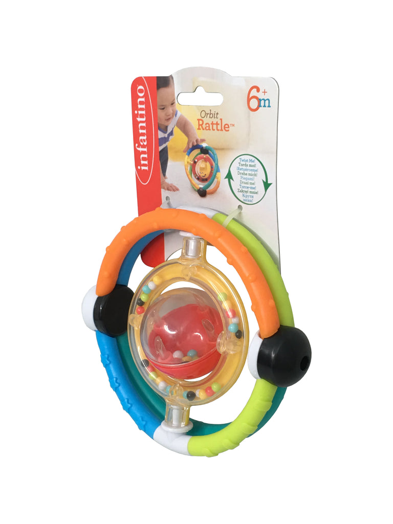 Orbit Rattle™