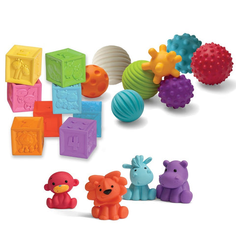 Balls, Blocks & Buddies™