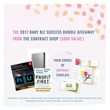 Welcome to our new site! Enter the $800+ Business Success Bundle Giveaway Here