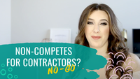 The Problem With Non-Competes | The Contract Shop®