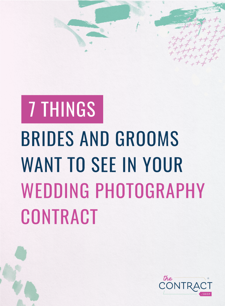 7 Things Brides and Grooms Want To See In Your Wedding Photography ...