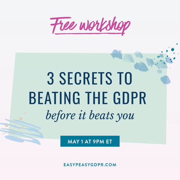 gdpr for online business