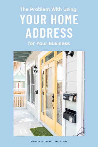 entry door to house home business address