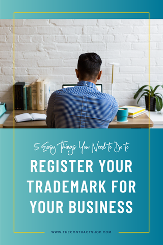 Register your trademark for your business