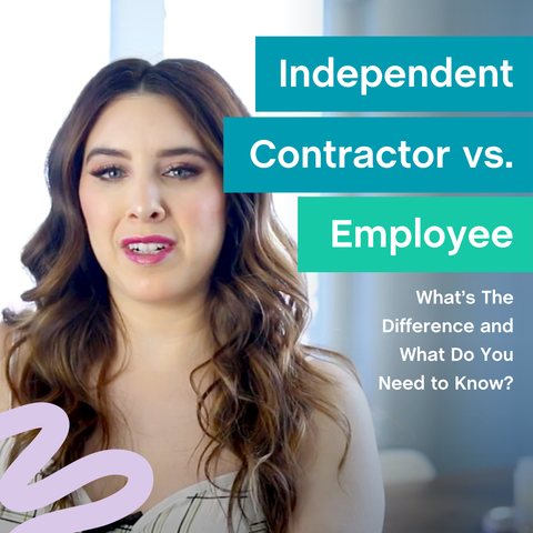 Independent Contractors VS Employees Whats the difference and what you need to know