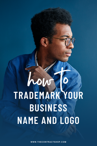 how to trademark your business name and logo