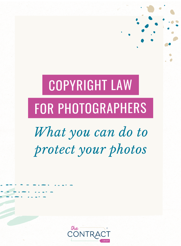 The Photographers' Guide to Copyrights