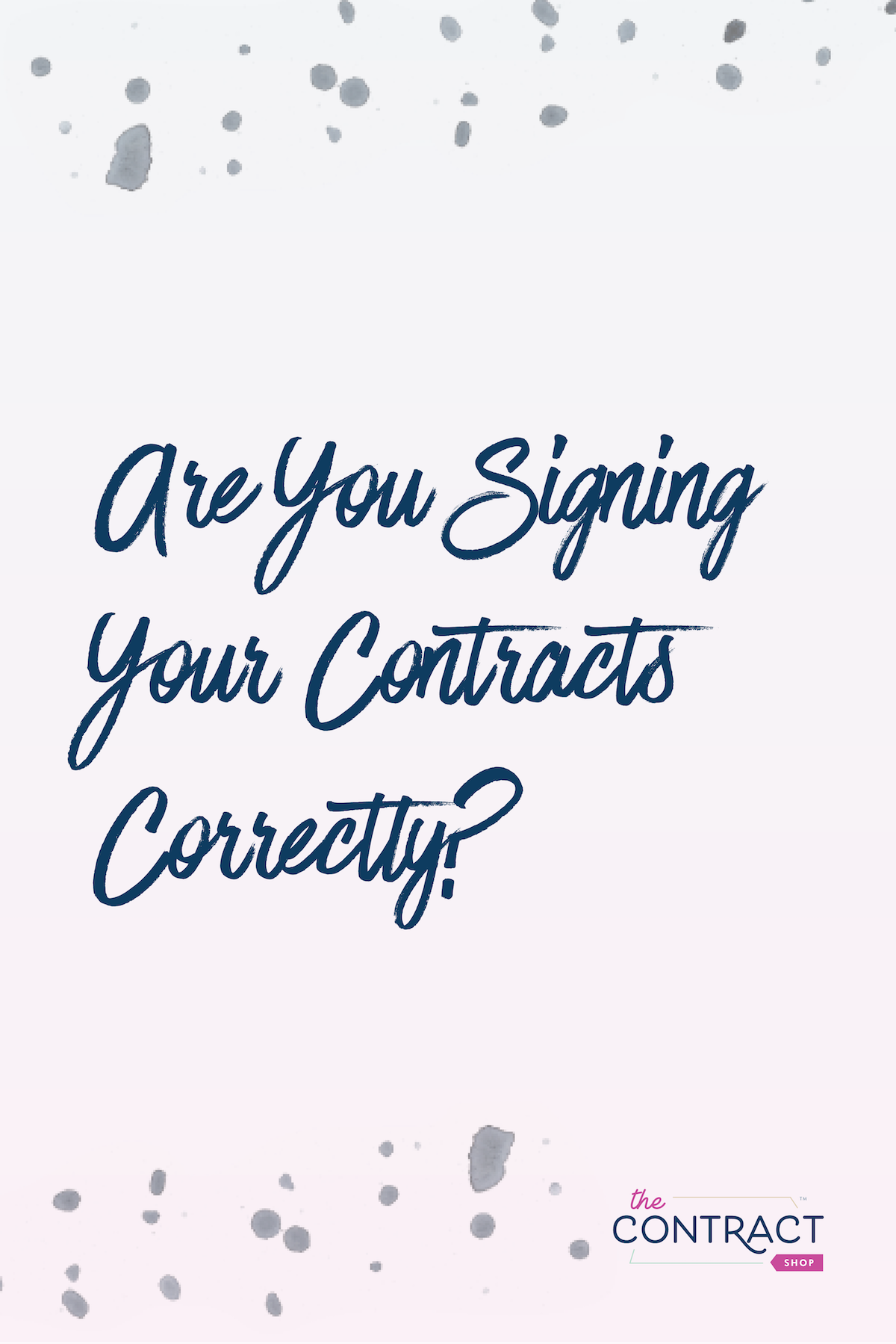 how do you sign a contract #business #entrepreneur