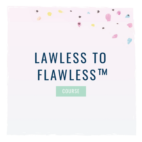 Lawless to flawless contract shop new business course