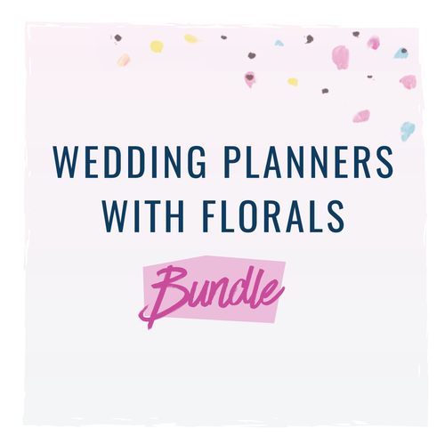 [BUNDLE] for Wedding Planners with Florals