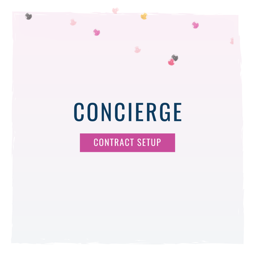 Concierge Contract Setup