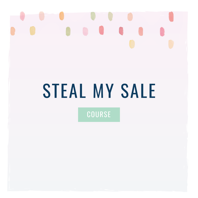Steal My Sale