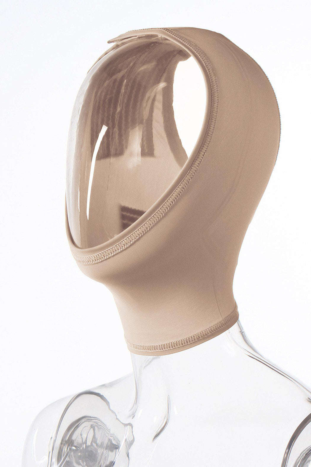 Unisex Full Facial Wrap Covered Ears
