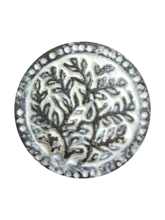 Bonsai Tree Metal Knob - Hip N Humble