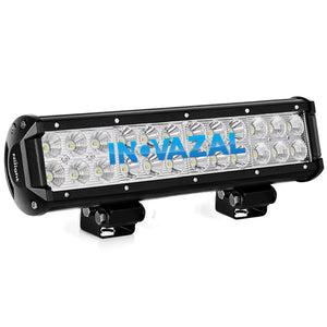 Led light bar nilight 12 inch 72w led work light spot flood combo led light bar nilight 12 inch 72w led work light spot flood combo led lights led aloadofball Choice Image
