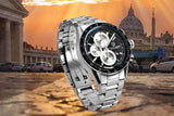 Luxury Pagani design diving 30m men's quartz wrist watch