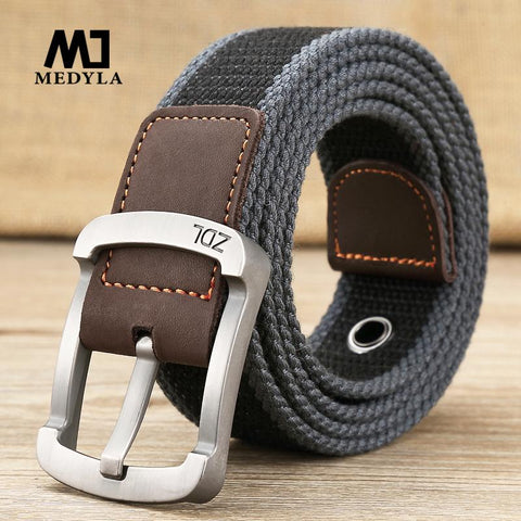 outdoor tactical belt men & women high quality canvas belts for jeans