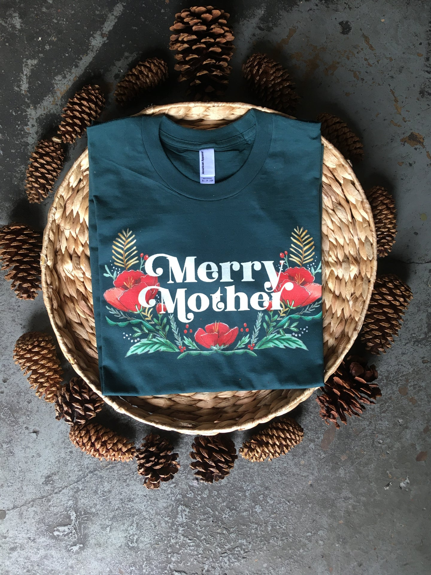 Merry Mother - Forest [Unisex Tee]