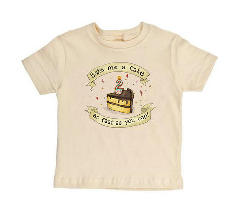 Bake Me a Cake! 2 [Toddler Tee]