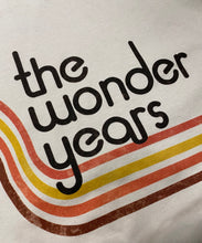 The Wonder Years - SAND - Unisex Short Sleeve Tee [READY TO SHIP]