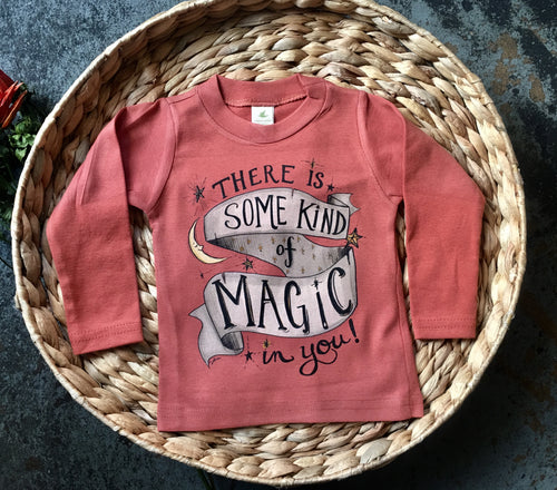 Magic in You - Toddler Tee [Long Sleeve]