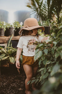 Wildflower [Toddler Tee]