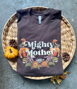 Mighty Mother - Dark Chocolate [unisex tee]