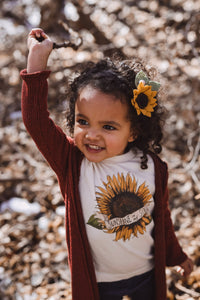 Sunshine in my Soul [Toddler Tee]