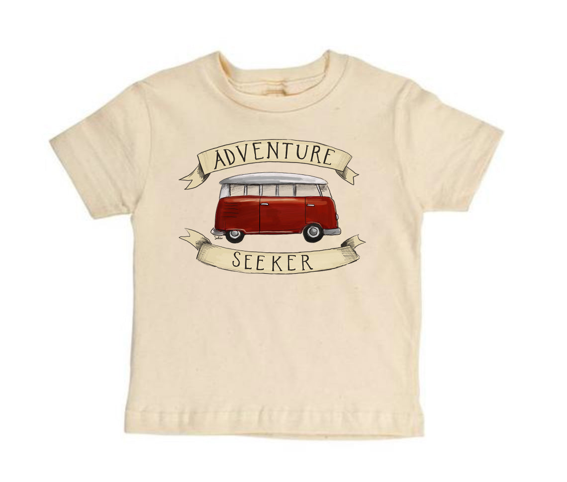 Adventure Seeker [Toddler Tee]